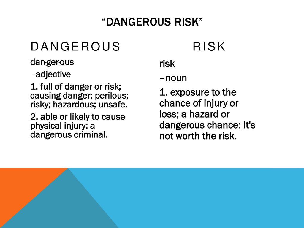 Jumping the Nail and Teenage Risk Taking - ppt download