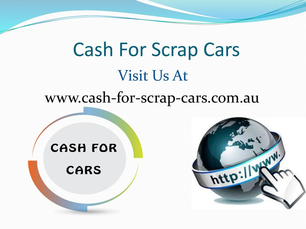Cash For Scrap Cars Cash for Scrap Cars is a Melbourne based company ...
