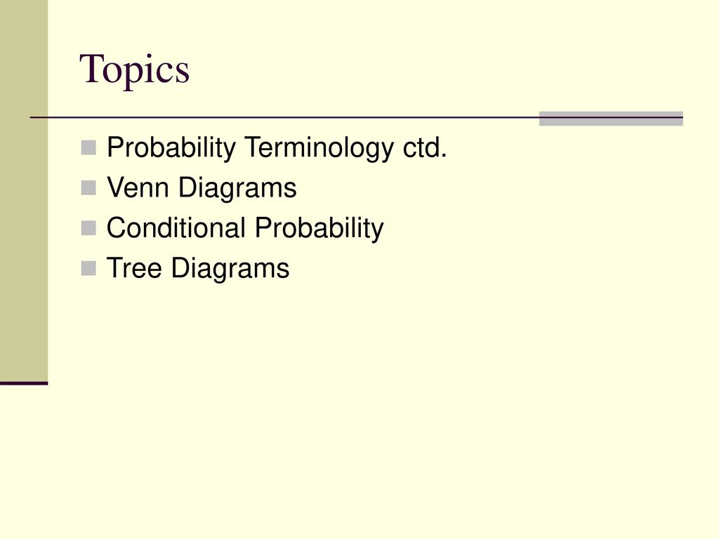 Chapter 15 probability rules ppt download topics probability terminology ctd venn diagrams pooptronica Gallery