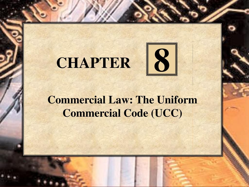 uniform-commercial-code-laws