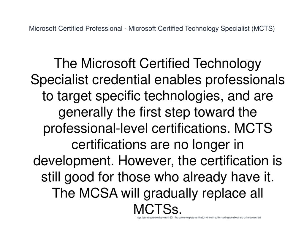 Mcsa httpsstoreeartofserviceitil 2011 foundation 9 microsoft certified professional 1betcityfo Images