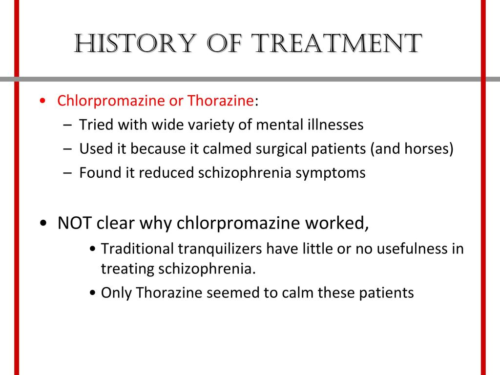 dopamine hypothesis history The dopamine (da) hypothesis of schizophrenia (dhs) has, since its inception  over 30 years ago, been among the most prominent etiologic theories in.