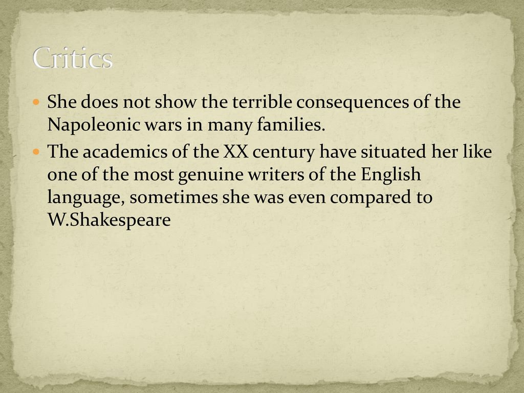 napoleonic wars consequences