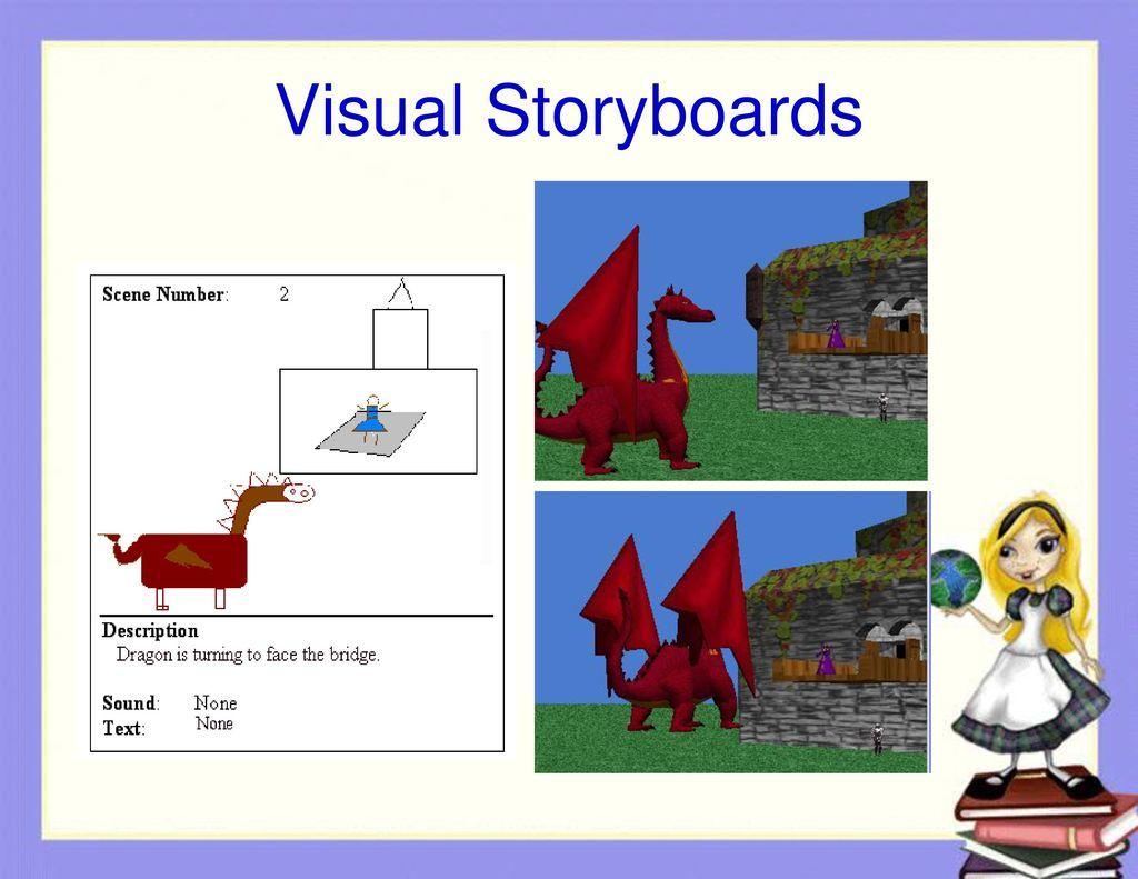 5 Visual Storyboards