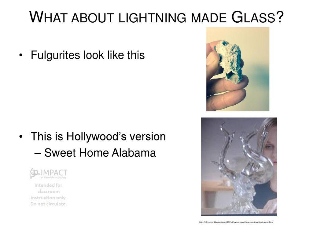 Beautiful Sweet Home Alabama Lightning Glass Image - Home Decorating ...