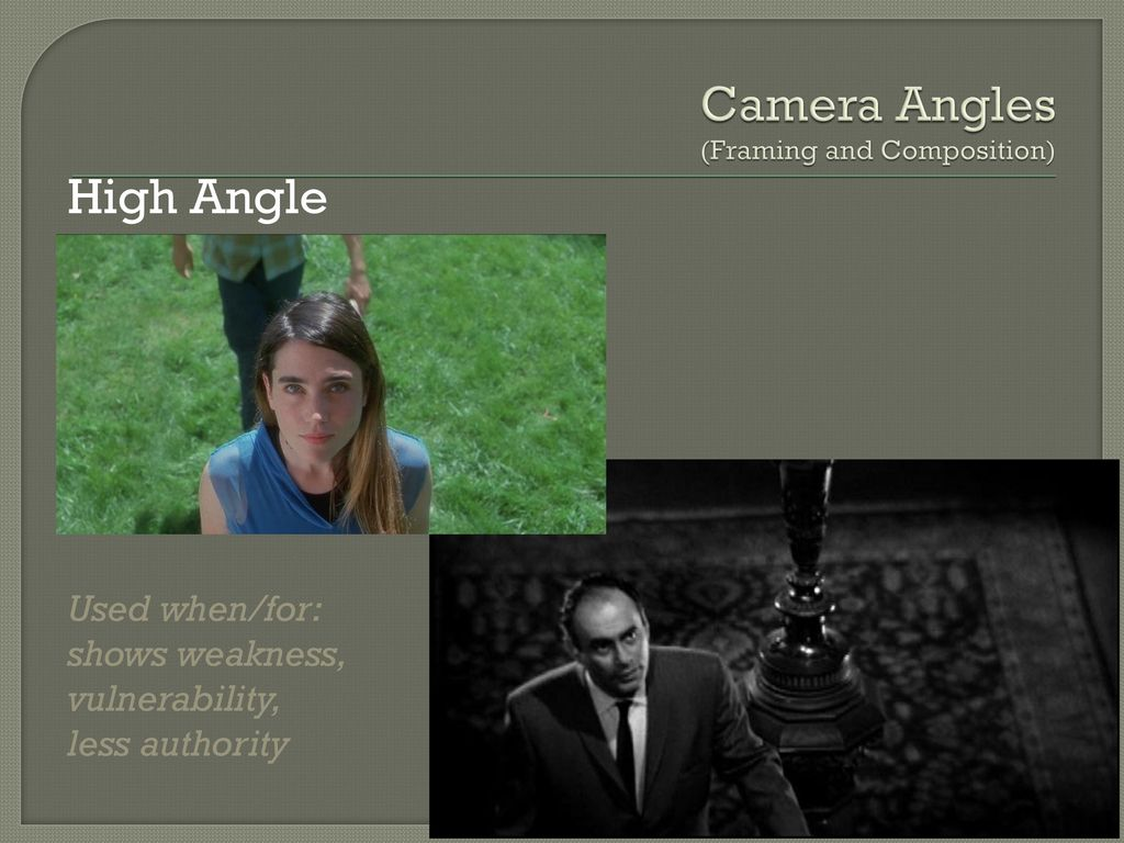 Beautiful Framing And Composition Of Camera Shots Frieze - Ideas de ...