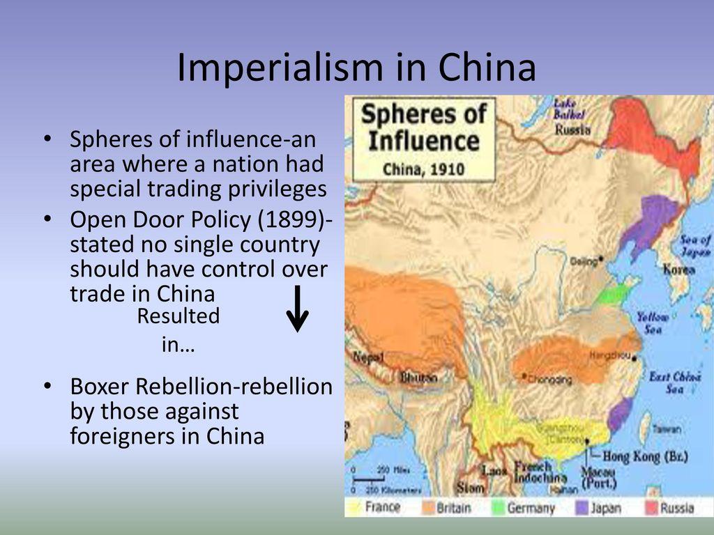open door policy imperialism. Open Door Policy Imperialism. Simple Map 16  Imperialism A Inside
