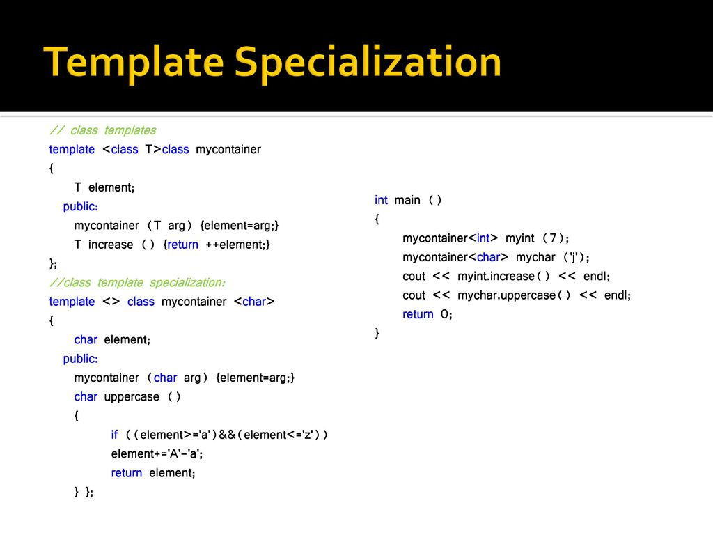 famous function template specialization adornment With template function specialization