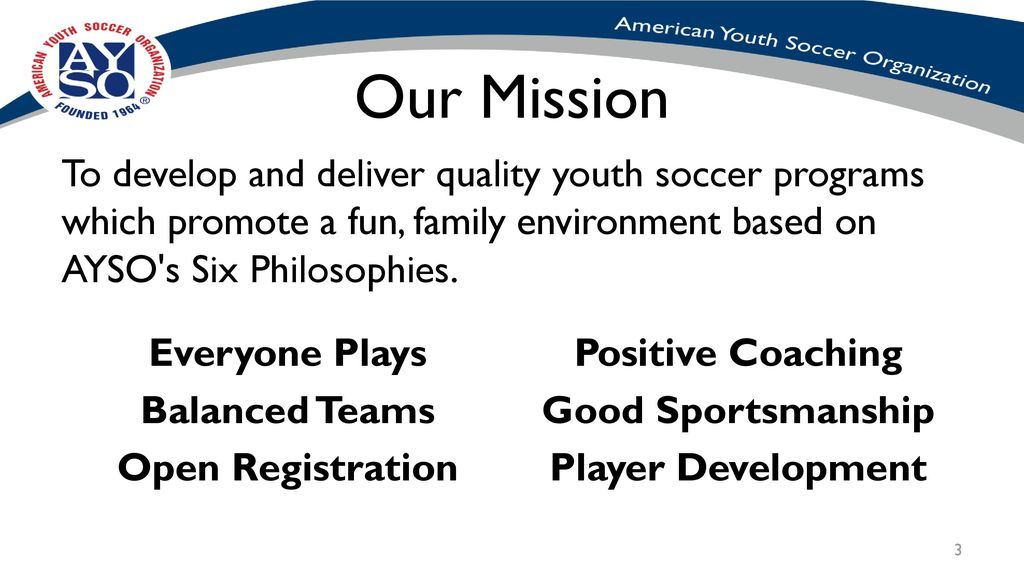 how to develop a youth program