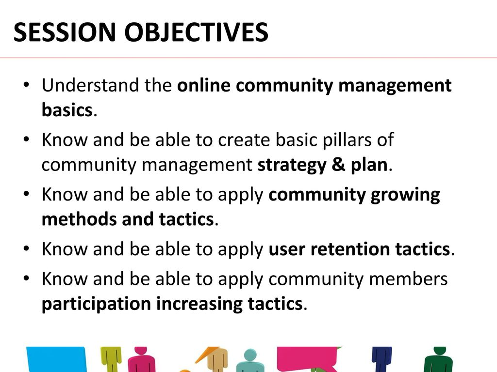 community management basics