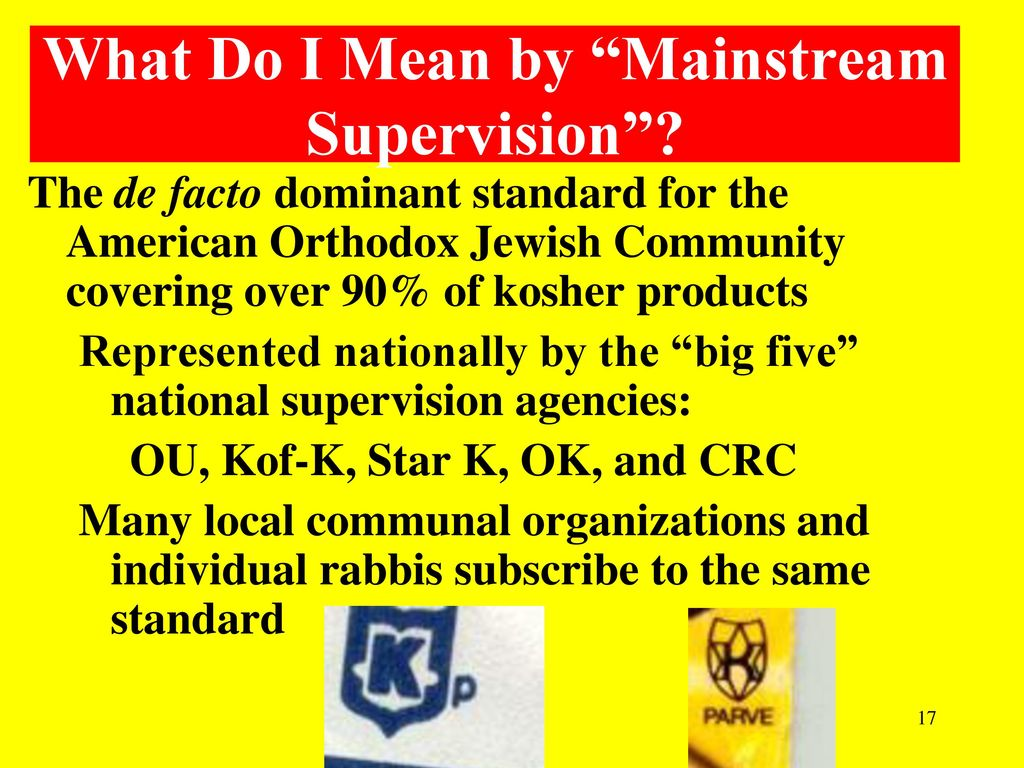 Kosher jewish and halal muslim food regulations ppt download 17 what biocorpaavc Gallery