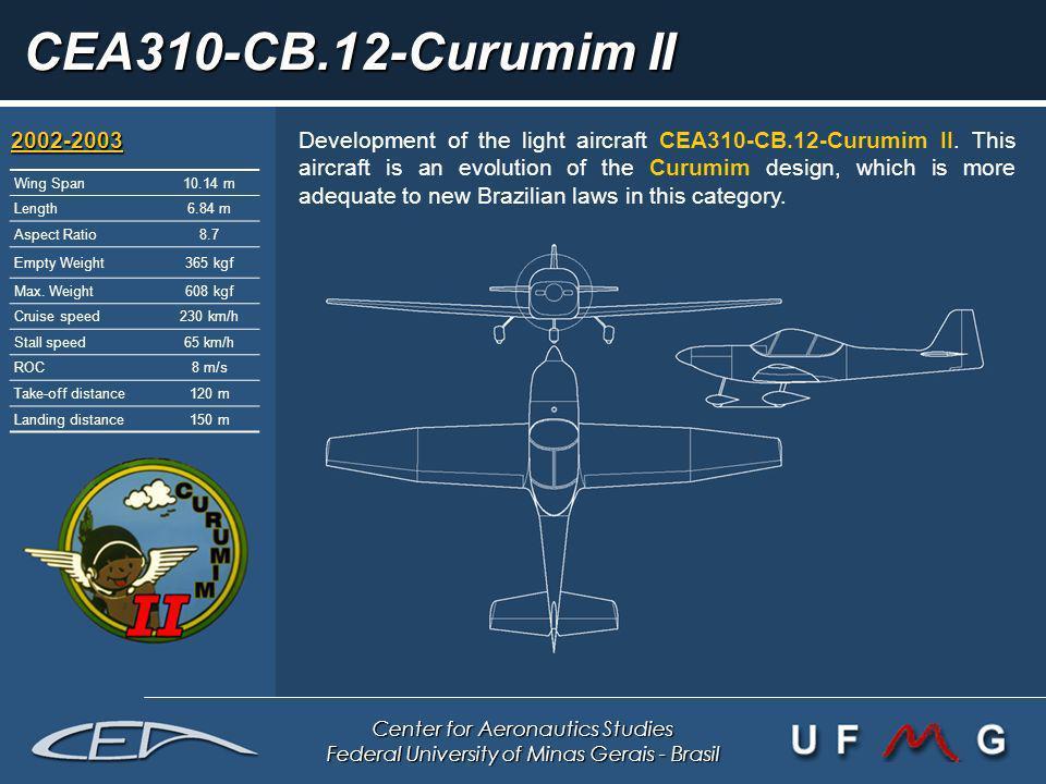 CEA310-CB.12-Curumim II