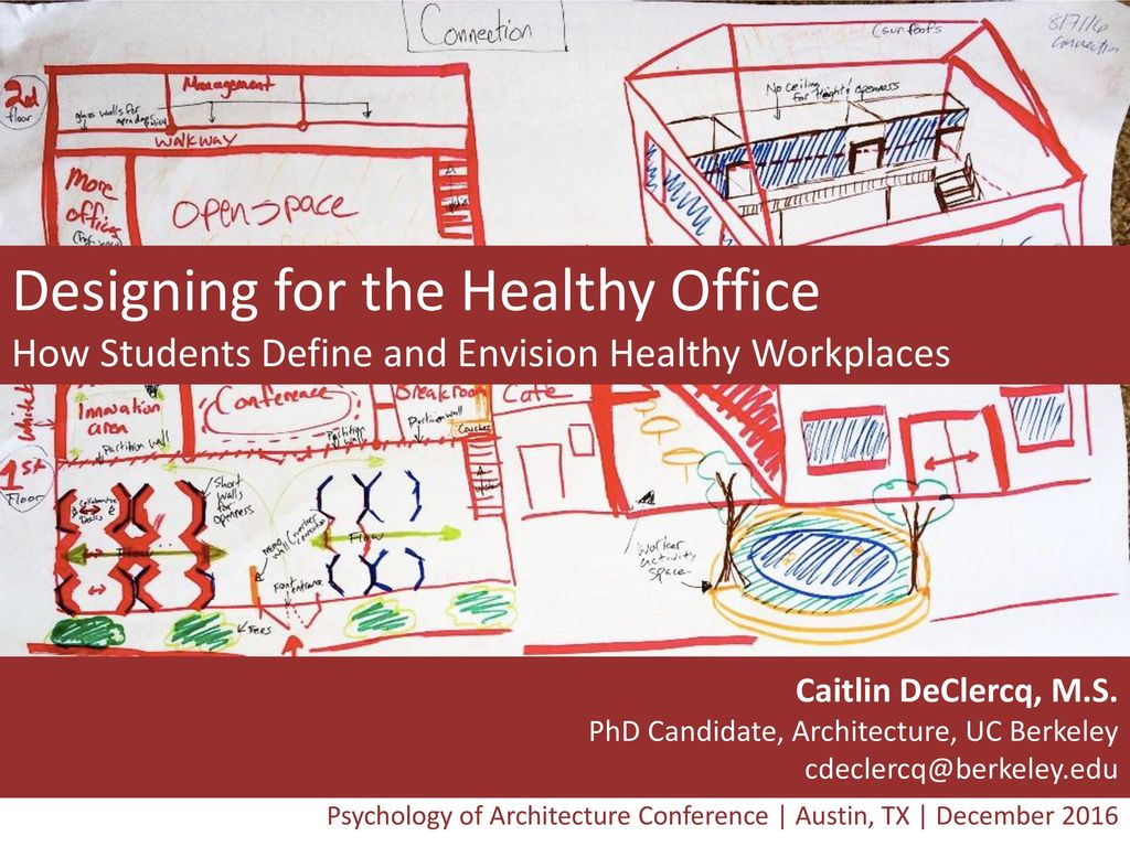 office define. Designing For The Healthy Office How Students Define And Envision Workplaces