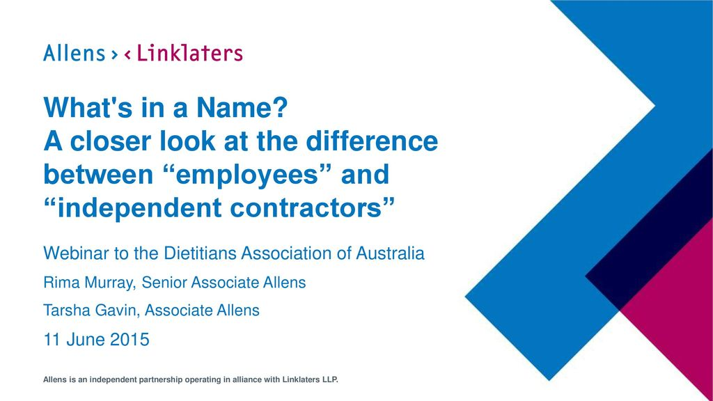 Webinar To The Dietitians Association Of Australia  Ppt Download