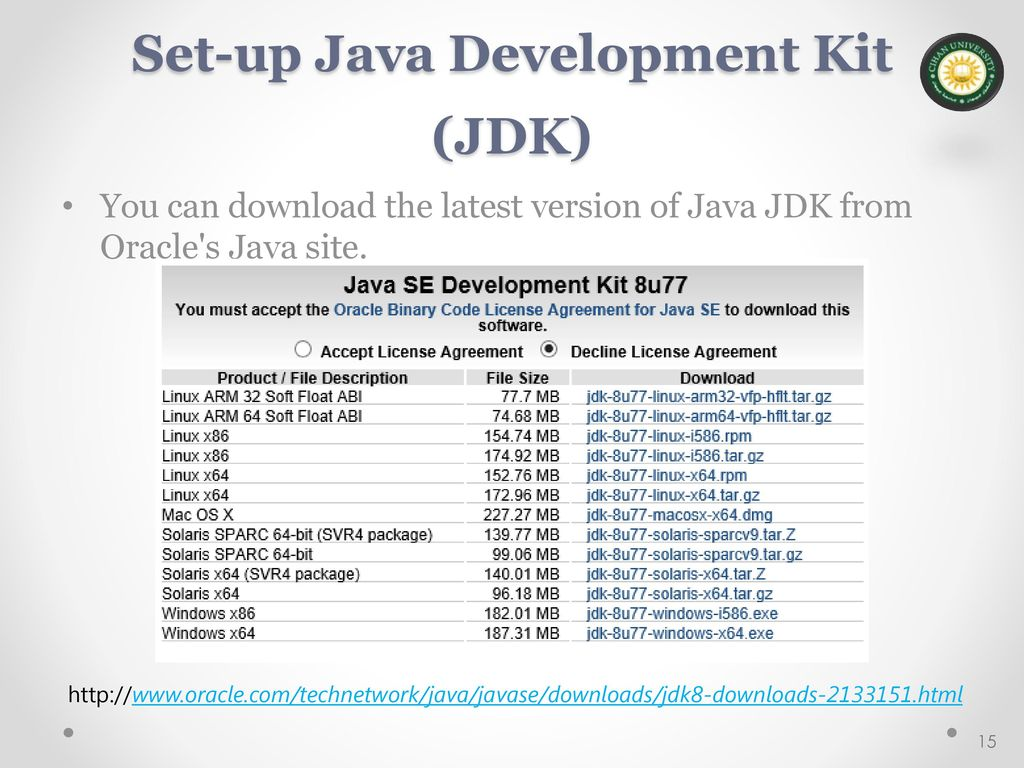 latest jdk 8 download