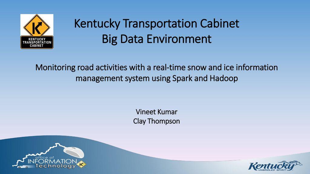 Kentucky Transportation Cabinet . INDOT ...