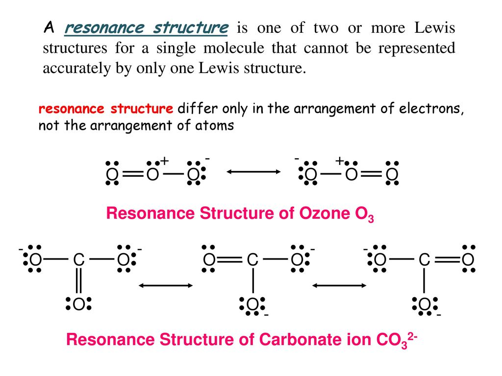 O3 Structure