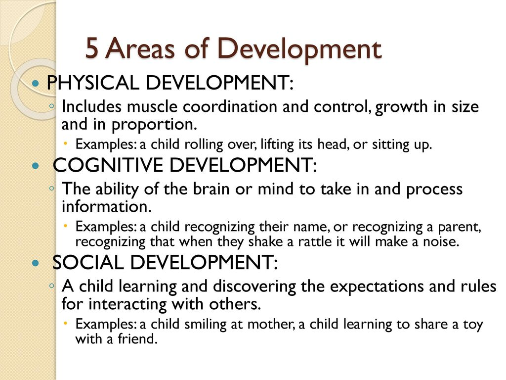 Child Growth And Development Ppt Download