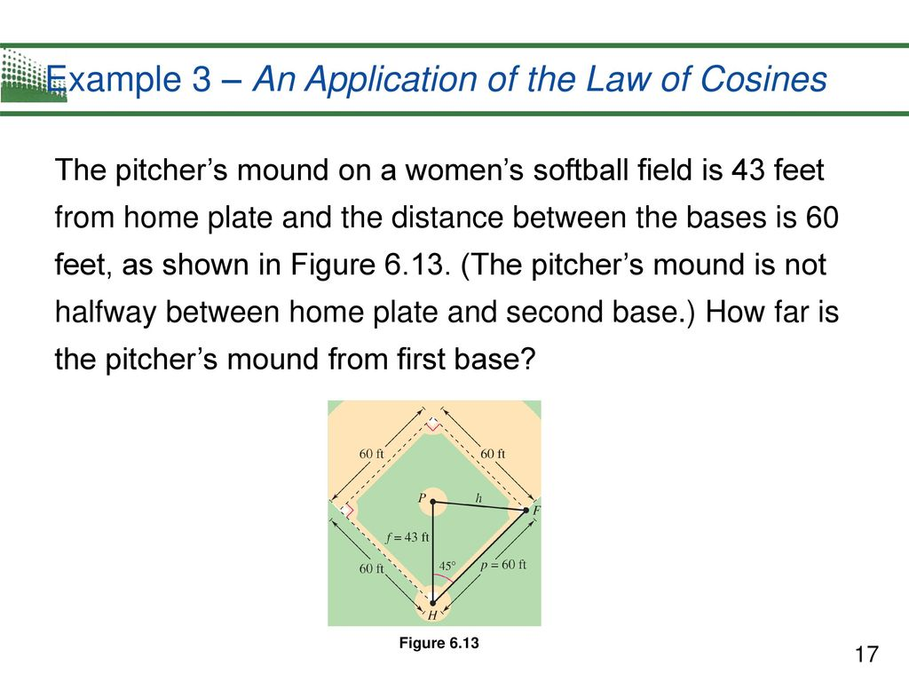 Outstanding Distance Between Home Plate And Second Base Gallery ...