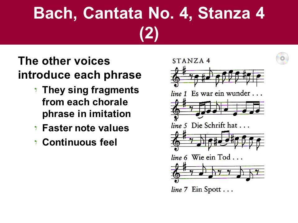 Bach, Cantata No. 4, Stanza 4 (2)