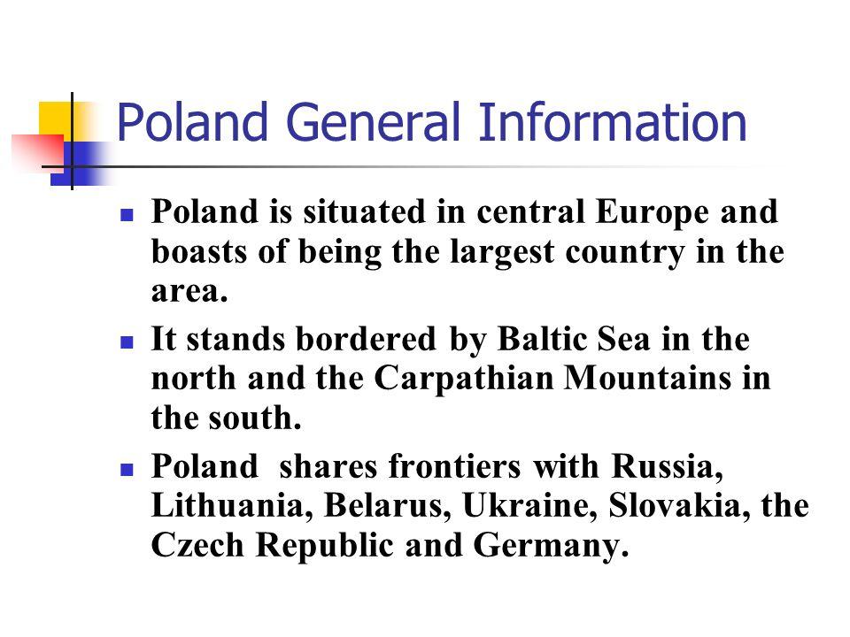 Poland General Information