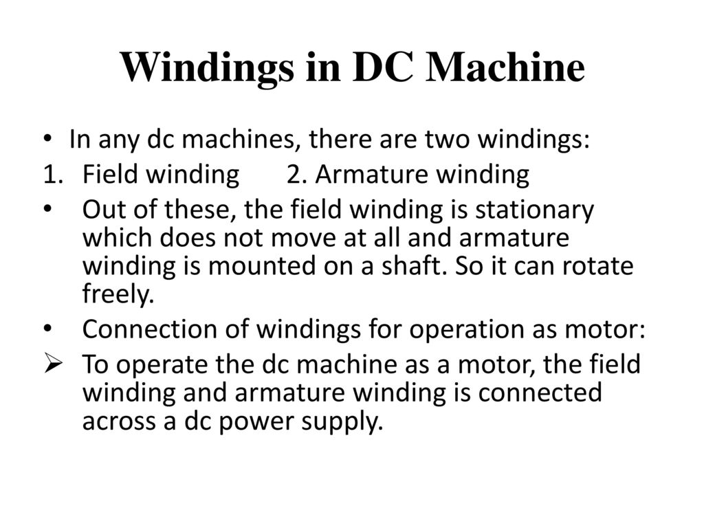 Fine Electric Motor Winding Connection Diagrams Collection ...