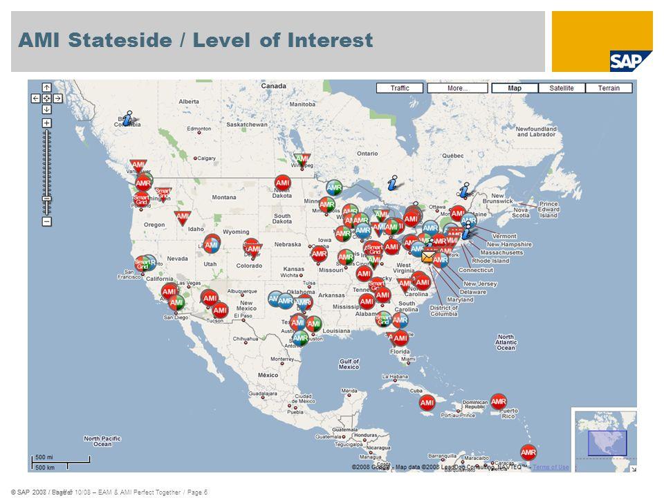 AMI Stateside / Level of Interest