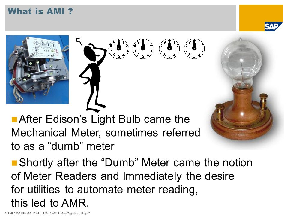 After Edison's Light Bulb came the