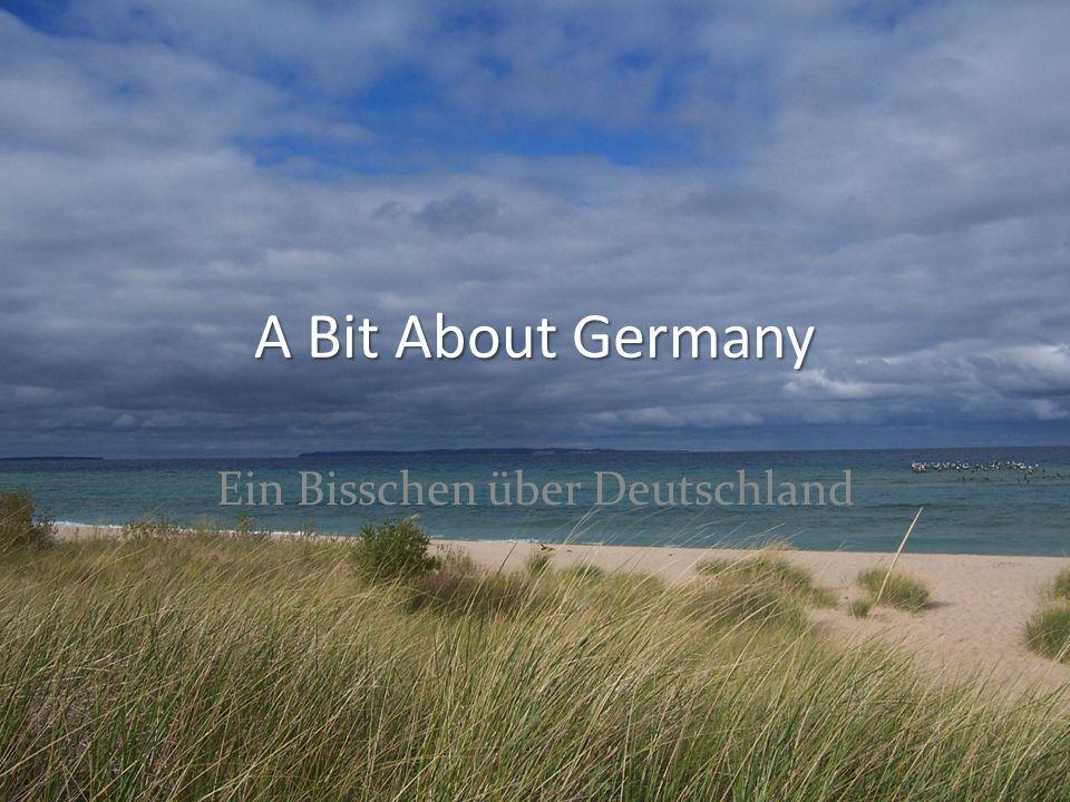 Ein Bisschen über Deutschland