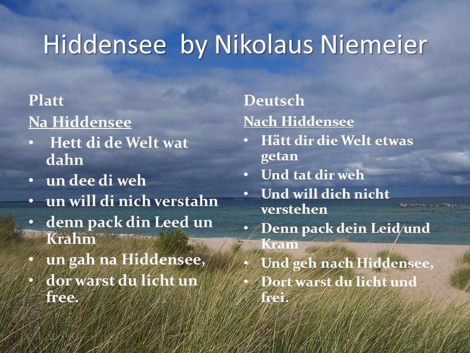 Hiddensee by Nikolaus Niemeier