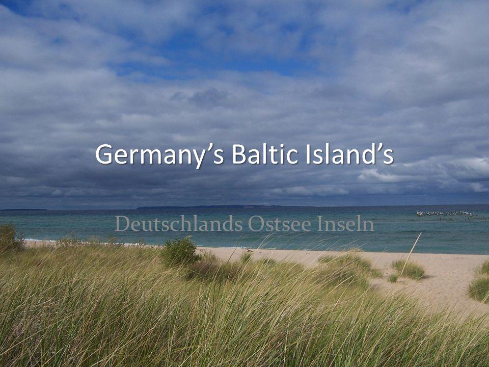 Germany's Baltic Island's