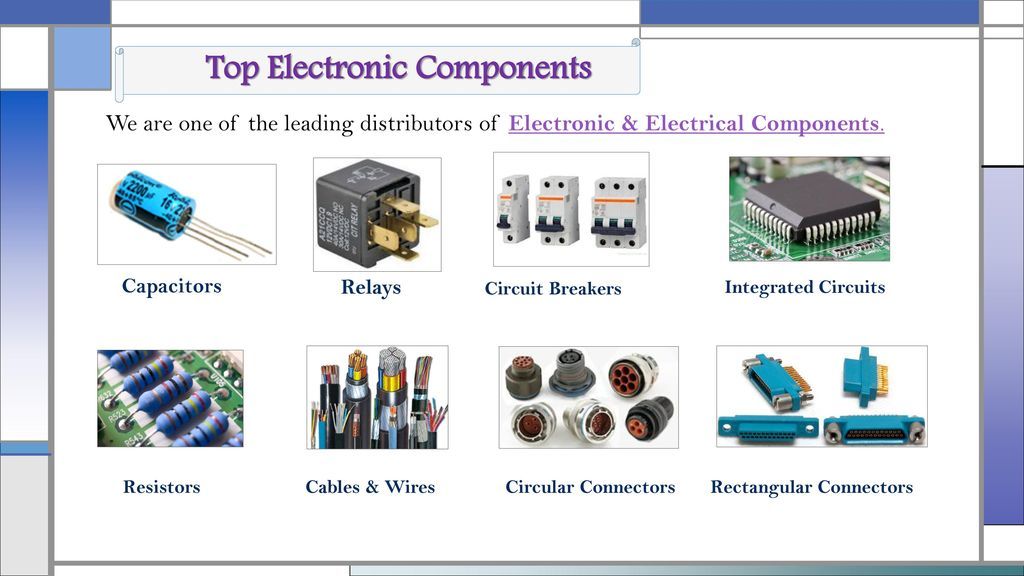 The evolution of Aviation, Electronic Parts Purchasing. - ppt download