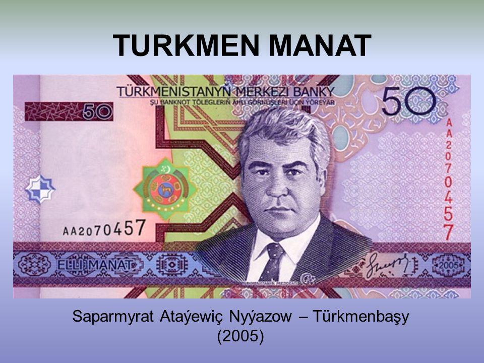 Saparmyrat Ataýewiç Nyýazow – Türkmenbaşy