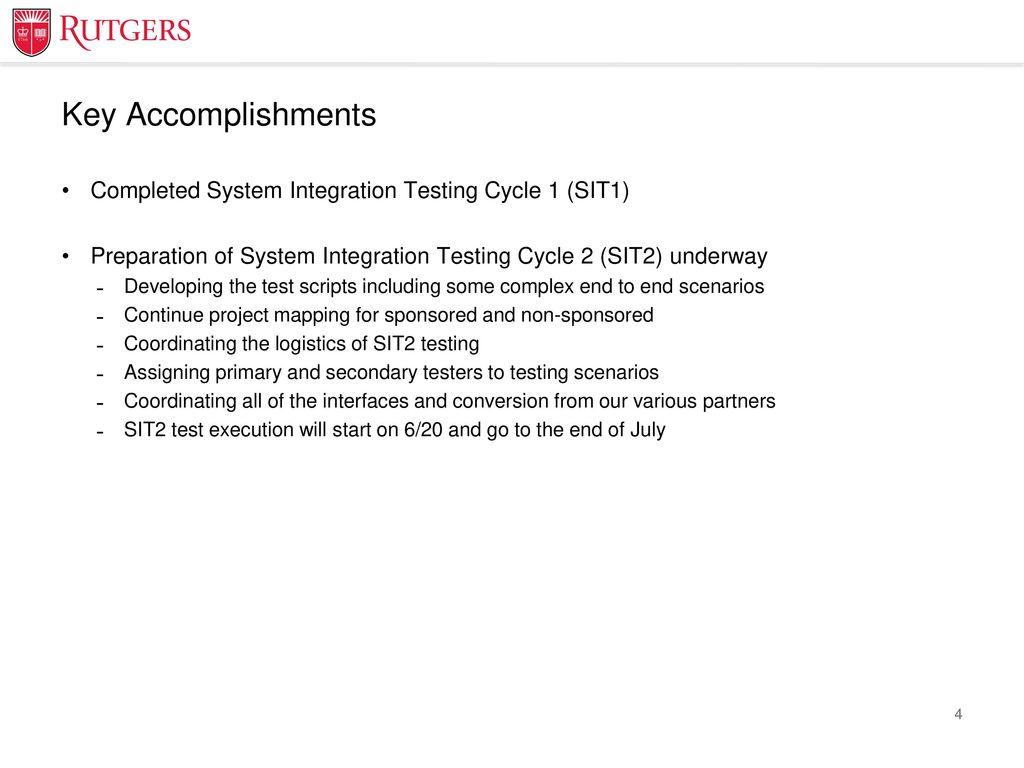 Fein Testvorlage Für Systemintegration Ideen - Entry Level Resume ...
