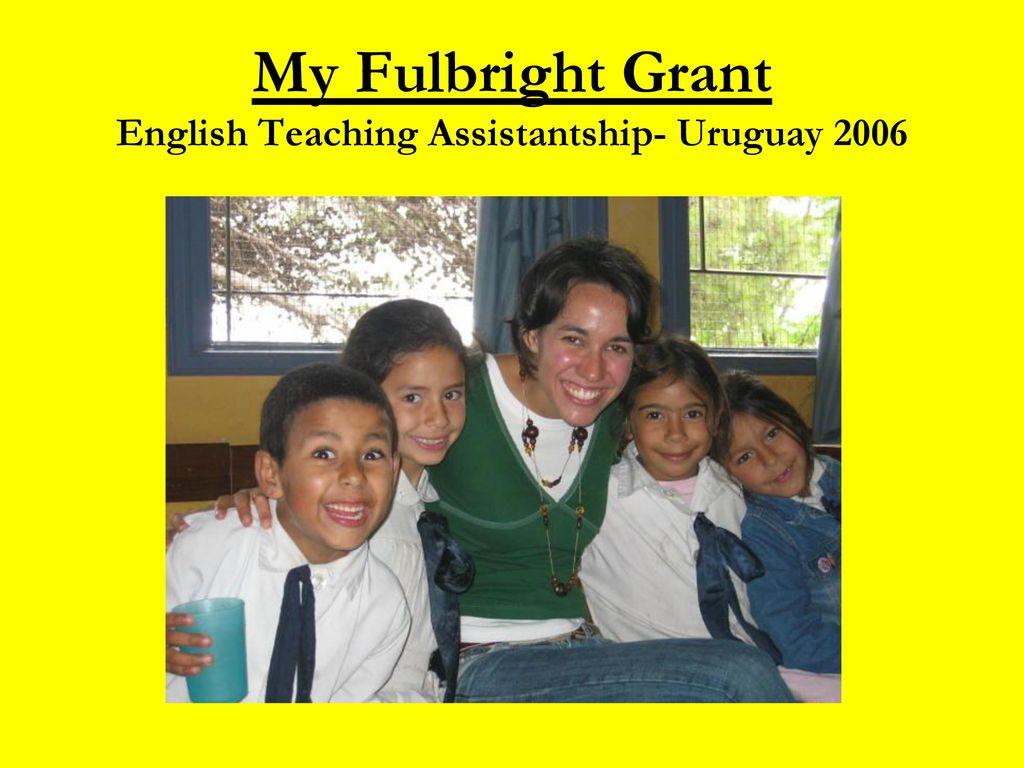 grant in english
