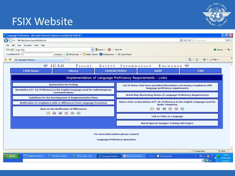 FSIX Website