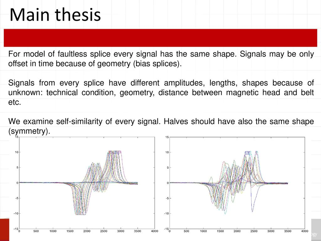 Splices quality assessment based on the self-similarity - ppt download