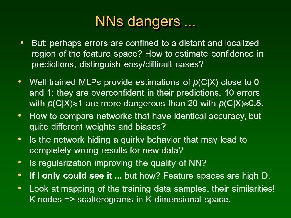NNs dangers ...