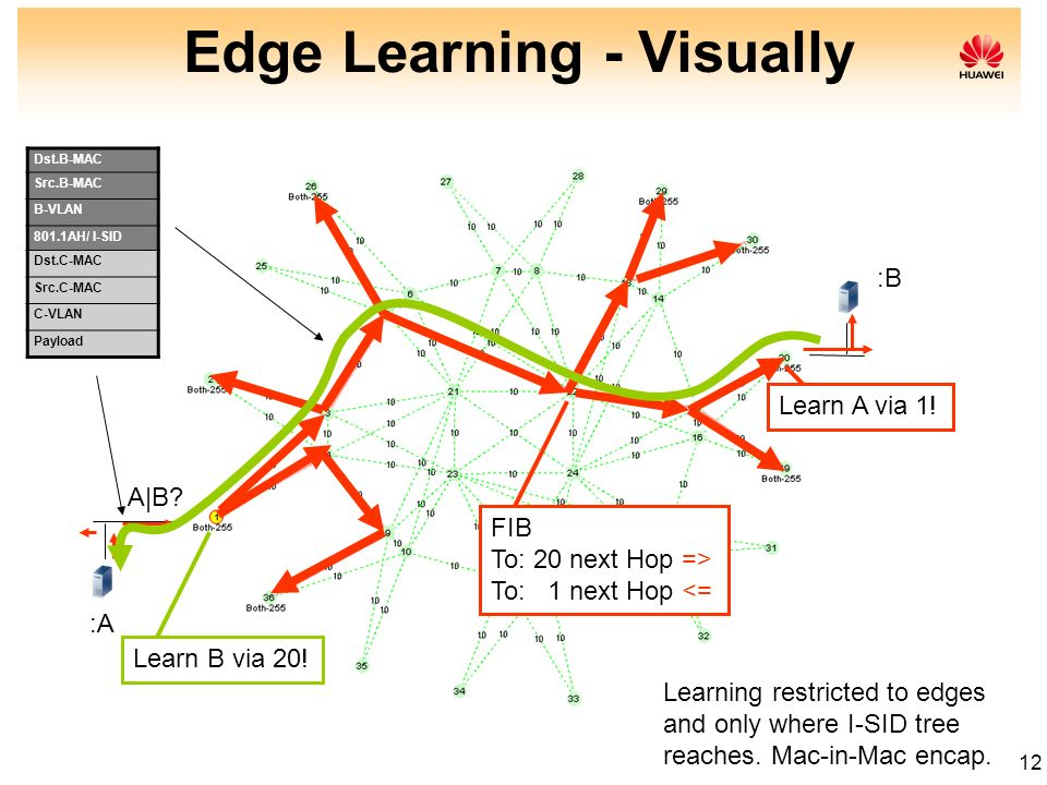 Edge Learning - Visually