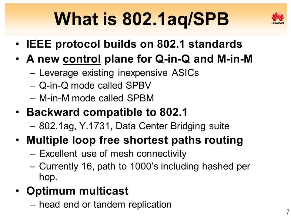 What is 802.1aq/SPB IEEE protocol builds on 802.1 standards