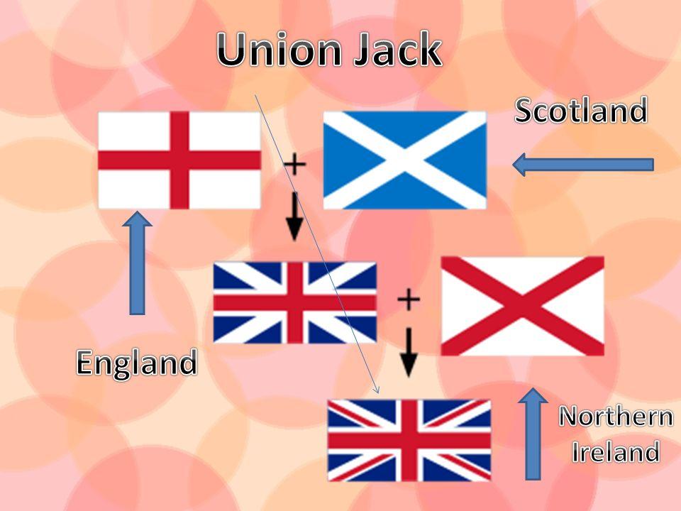 Union Jack Scotland England Northern Ireland