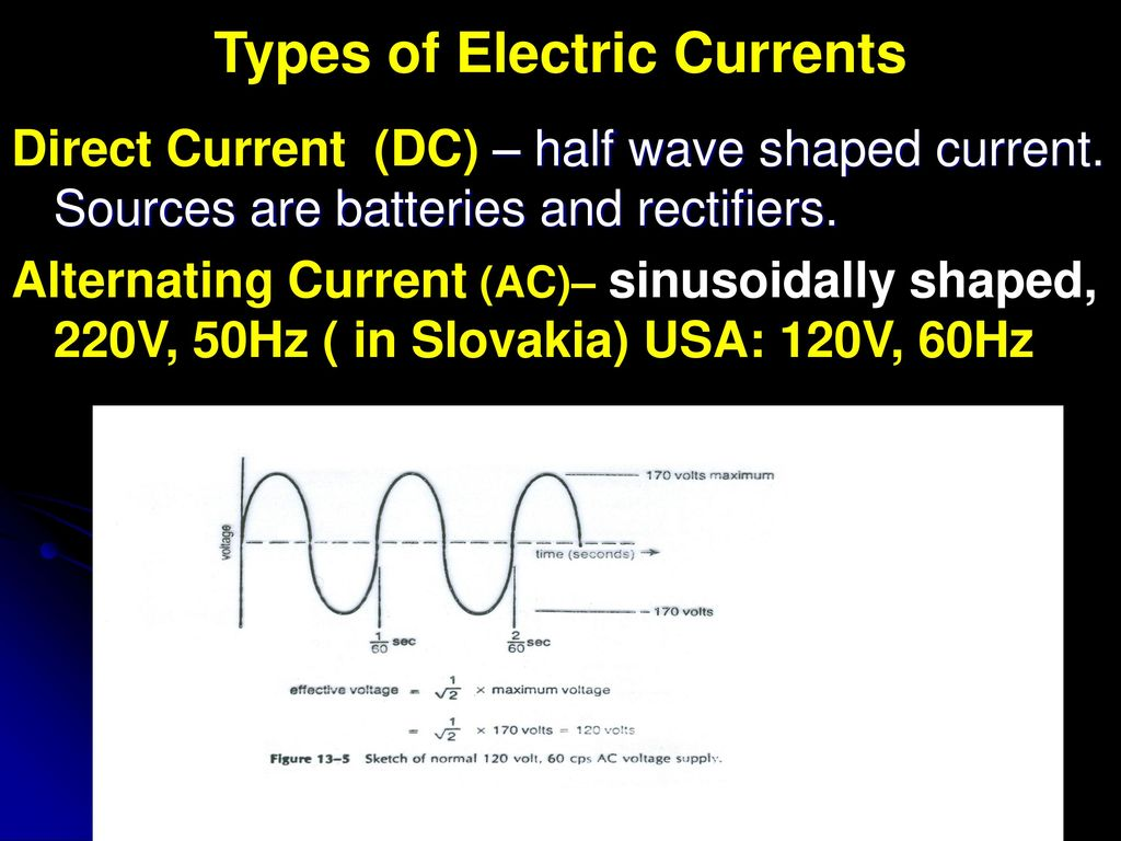 Fancy Electric Current Usa Model - Electrical Circuit Diagram Ideas ...