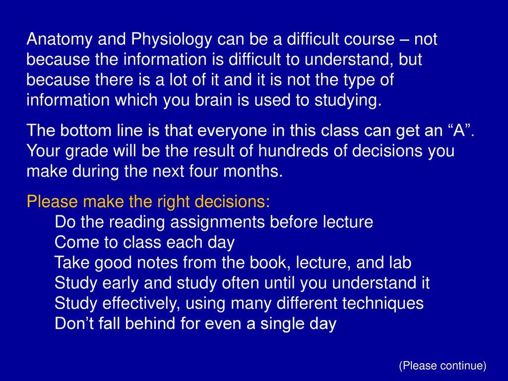 Lujoso Surviving Anatomy And Physiology Viñeta - Anatomía de Las ...
