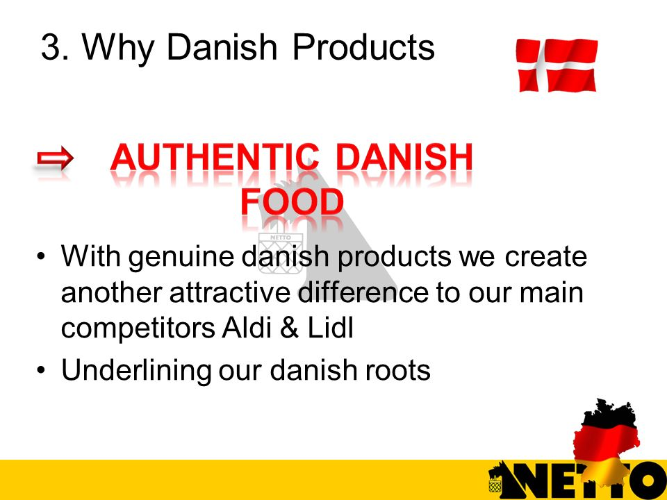 3. Why Danish Products Authentic Danish food