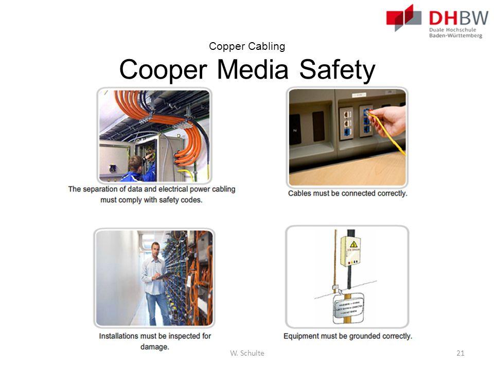 Copper Cabling Cooper Media Safety
