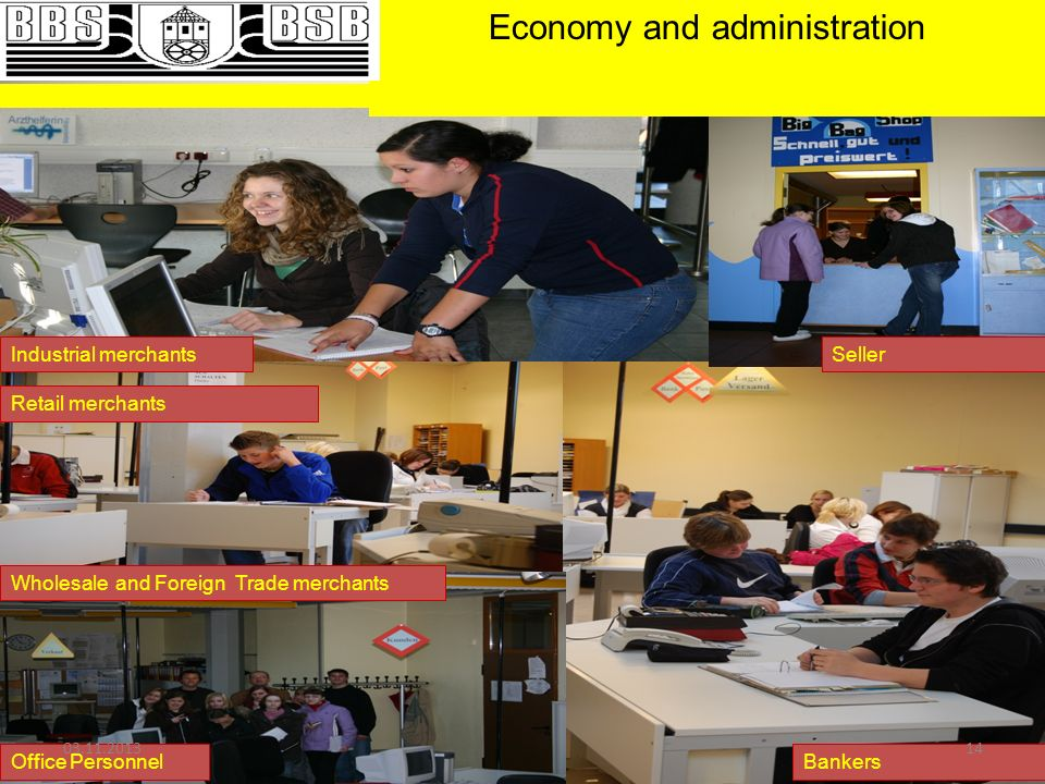 Economy and administration