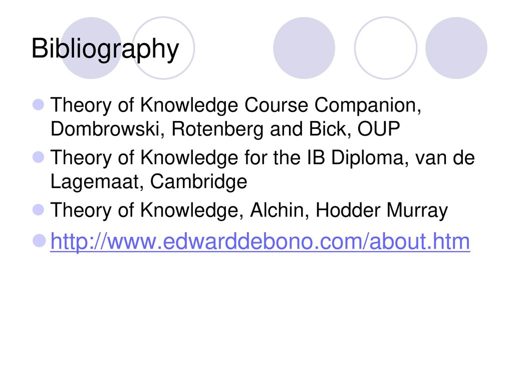 About.htm >> Reasoning As A Way Of Knowing Ppt Download