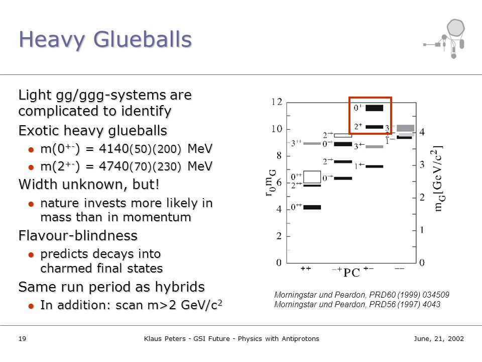 Klaus Peters - GSI Future - Physics with Antiprotons