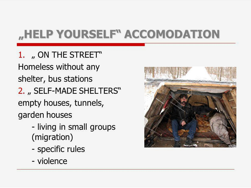 """HELP YOURSELF ACCOMODATION"
