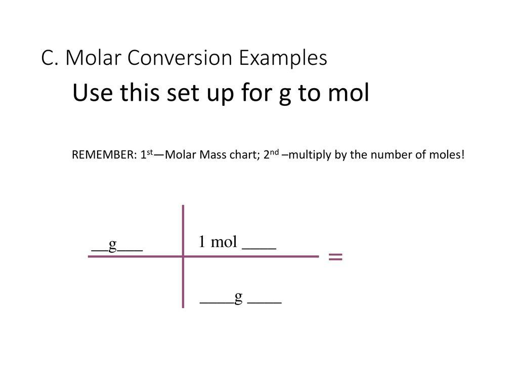 worksheet Molar Conversions Worksheet Answers molar conversions p 80 85 ppt download c conversion examples